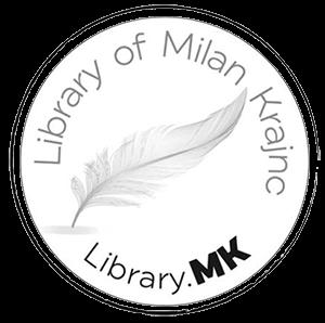 Library of Milan Krajnc