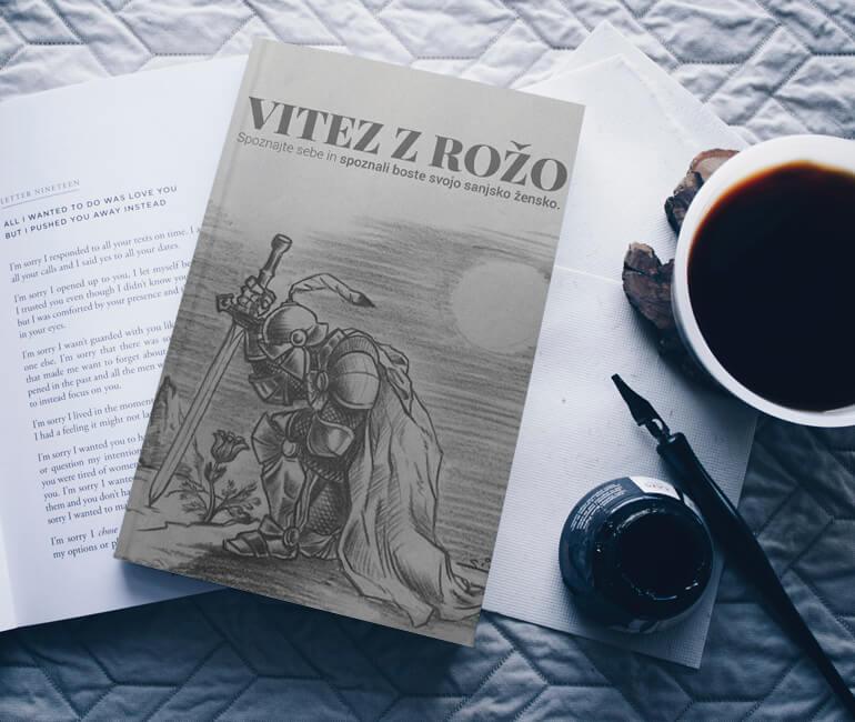 Vitez z rožo-Milan Krajnc