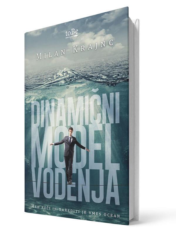 Dinamični model vodenja. Milan Krajnc. Tiskana knjiga.