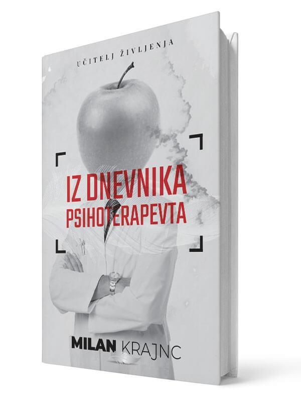 Iz dnevnika psihoterapevta. Milan Krajnc, audiobook, slovenski jezik.
