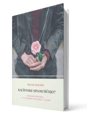 Kaj ženske sploh iščejo. Milan Krajnc. E-knjiga.