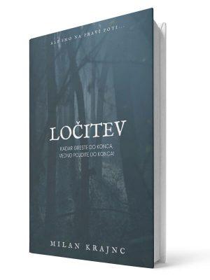 Ločitev. Milan Krajnc. E-knjiga.