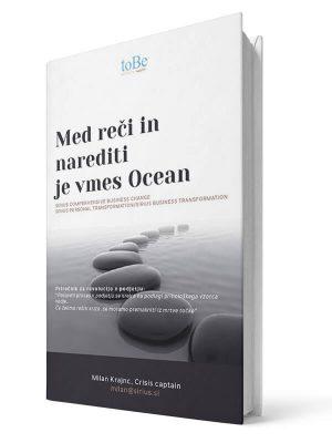 Med reči in narediti je vmes ocean. Milan Krajnc. E-knjiga.