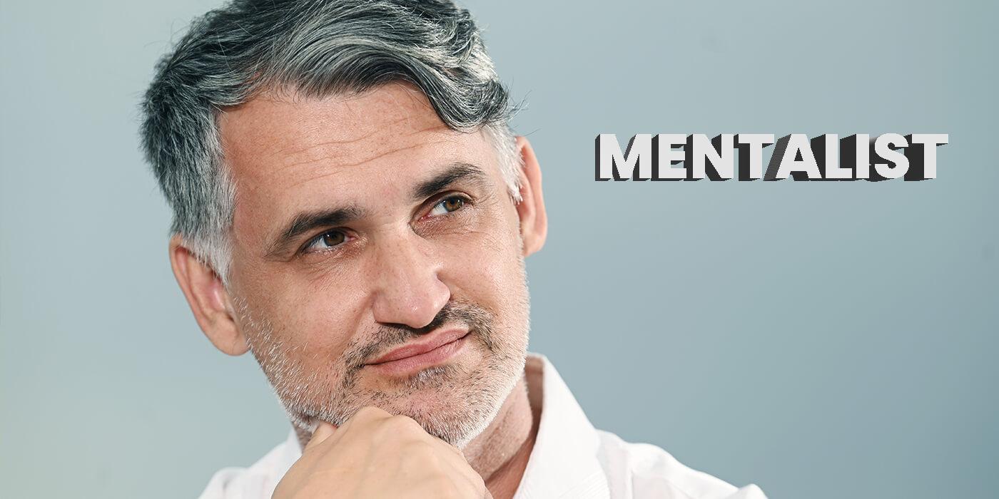 Mentalist - Milan Krajnc