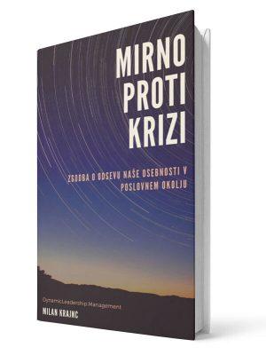 Mirno proti krizi. Milan Krajnc. E-knjiga.