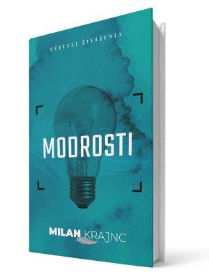 Modrosti. Milan Krajnc. Tiskana knjiga.