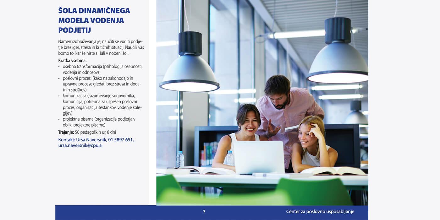 Šola Dinamičnega modela vodenja podjetij - Milan Krajnc