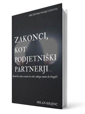 Zakonci kot podjetniški partnerji. Milan Krajnc. E-knjiga.