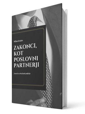 Zakonci kot poslovni partnerji. Milan Krajnc. E-knjiga.