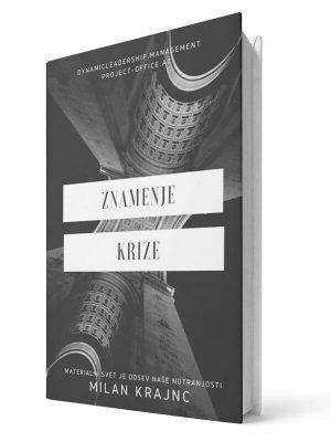 Znamenje krize. Milan Krajnc. E-knjiga.