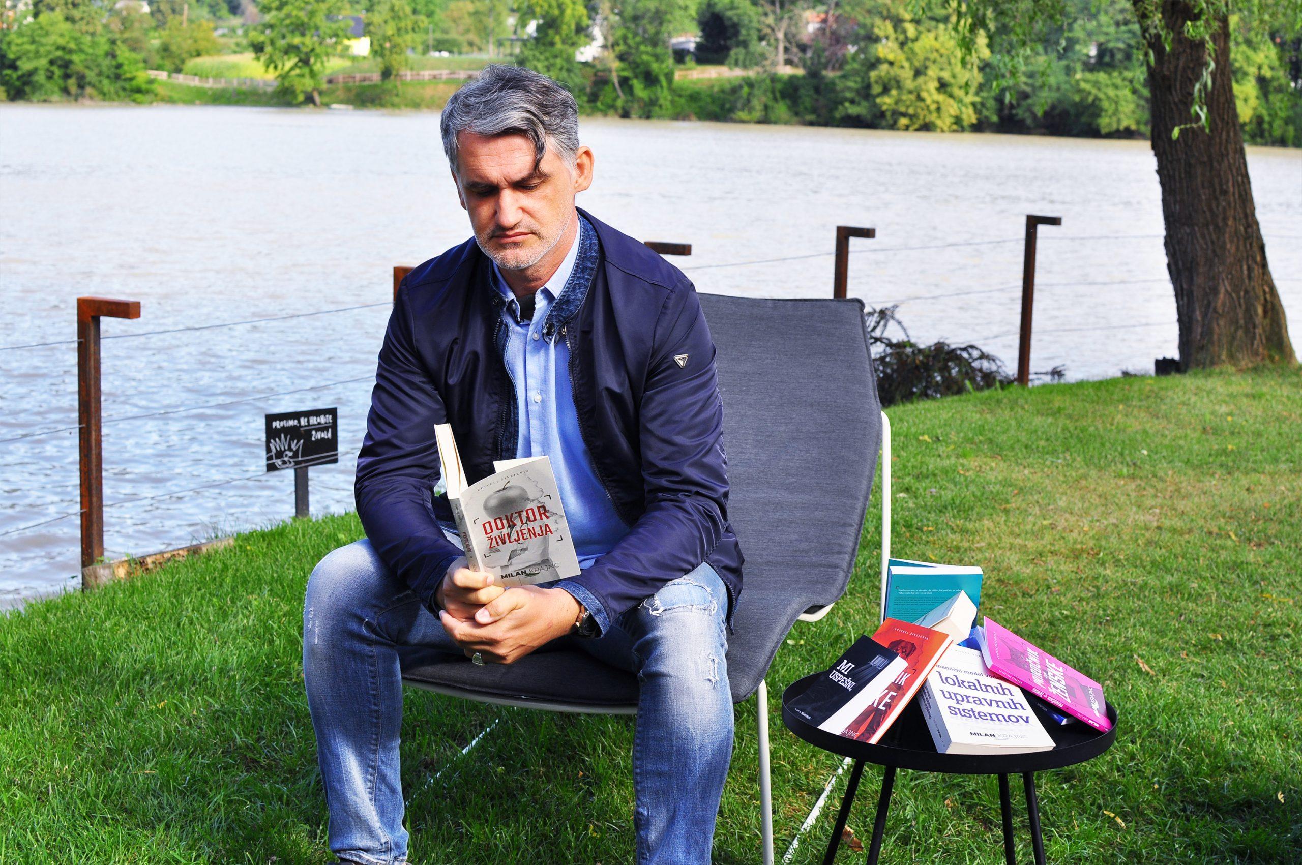 Bibliografija Milan Krajnc