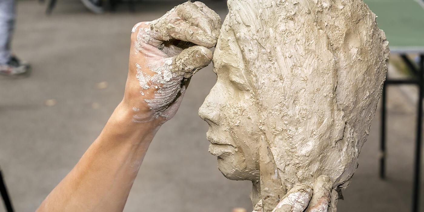 Kipar svojih misli - Milan Krajnc